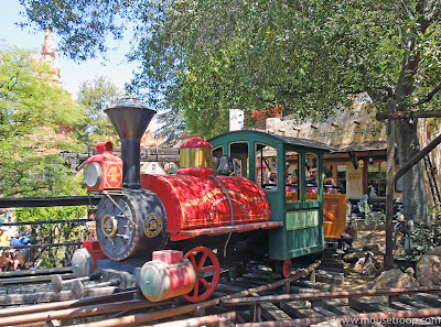 Big Thunder Mountain Railroad Disneyland closing refurbishment