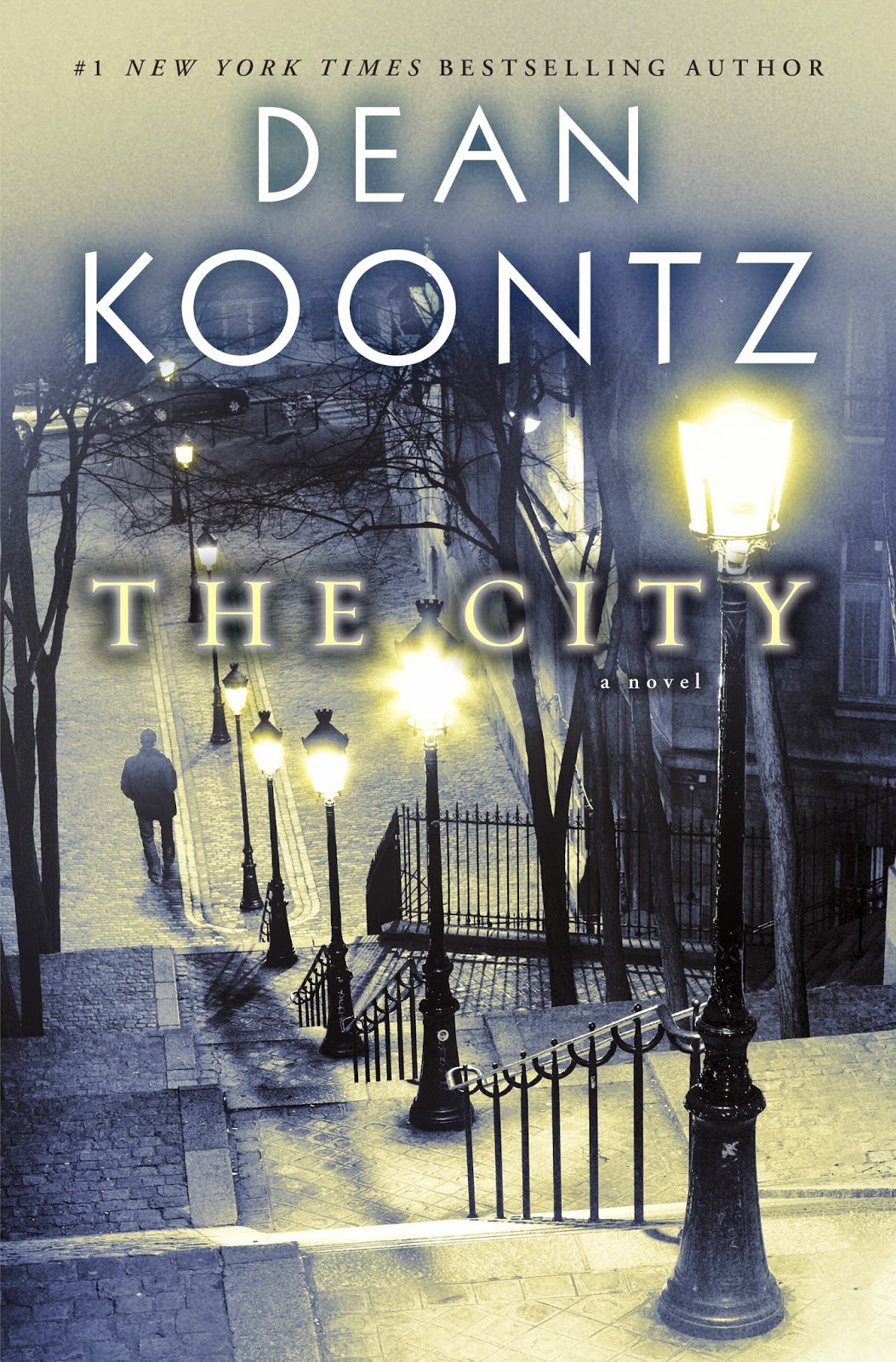 The City: /A Novel {Dean Koontz} | #giveaway #freebooks #bookclub #randomhouse #sponsored