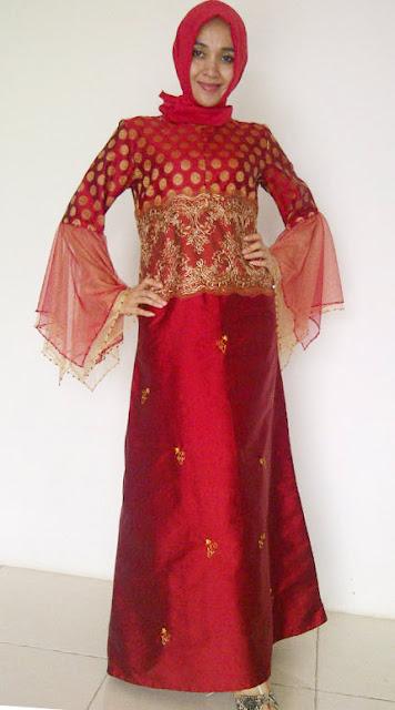 90+ Model Baju Gamis Terbaru 2016 - Busana Muslim Murah