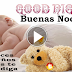 ╰☆╮✿ ╰☆╮✿Good Night - Buenas Noches ╰☆╮✿ ╰☆╮✿ Dios te bendiga Dulces sueños, TQM