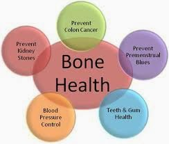 Make your bones stronger, lower your levels of hypertension, by calcium         |          Lifestyle.