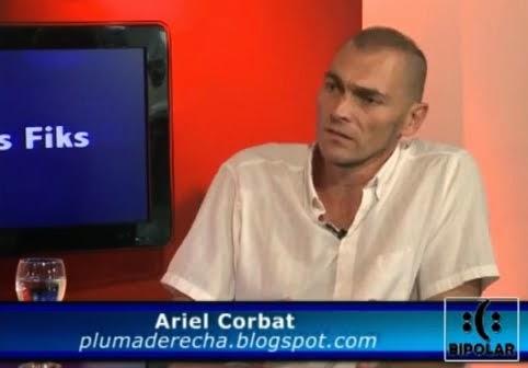 """ARIEL CORBAT ENTREVISTADO POR NICOLÁS FIKS EN """"BIPOLAR"""""""