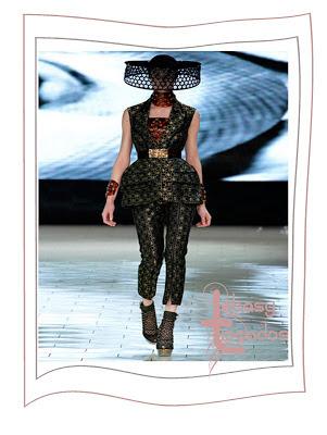 Pamela de Alexander McQueen-Tendencia Primavera-Verano 2013