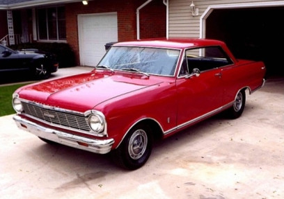 chevrolet chevy ii 1965 complete electrical wiring diagram all 1965 chevrolet chevy ii