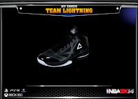 NBA 2K14 Team Lightning