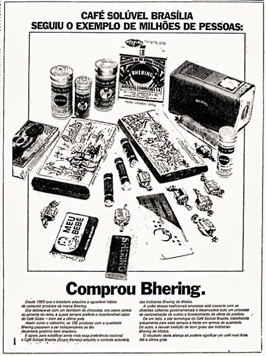 anos 70; propaganda na década de 70; Brazil in the 70s, história anos 70; Oswaldo Hernandez;