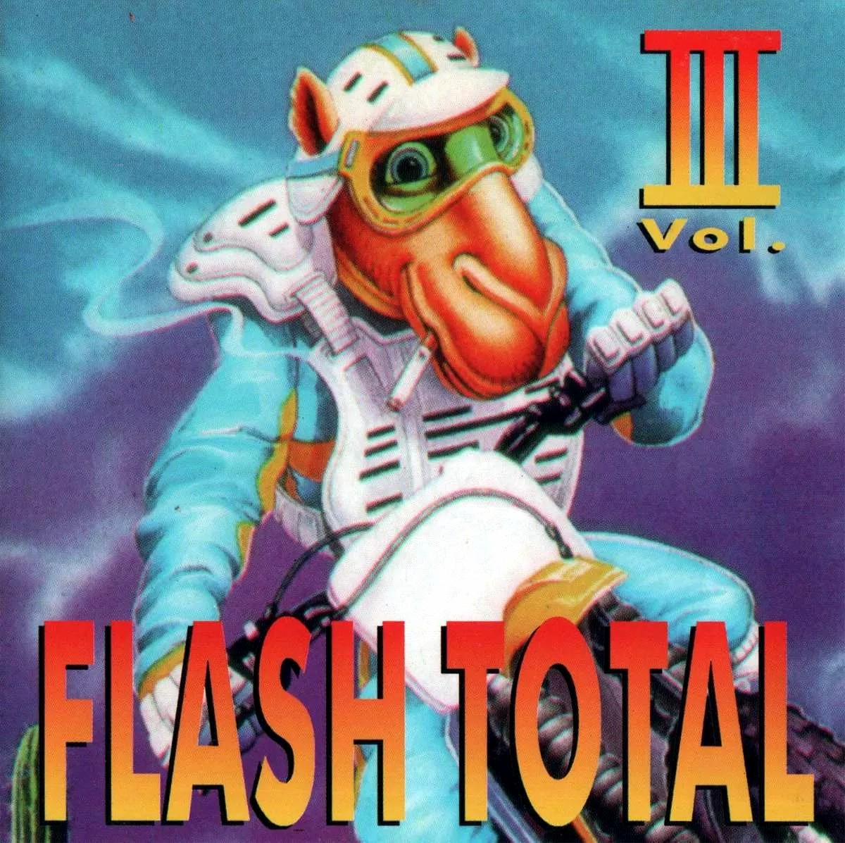 Flash Total Volume 3 (CD-1997)