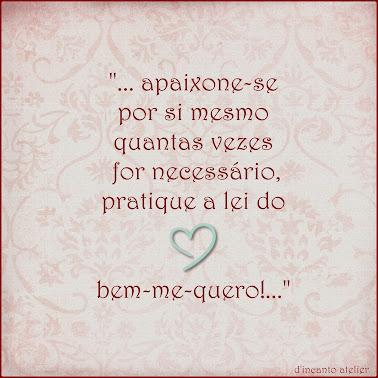 apaixone-se!...