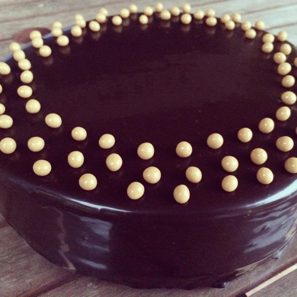 Cursos de las tartas de mariana reposteria con chocolate for Oficina 0049 banco santander