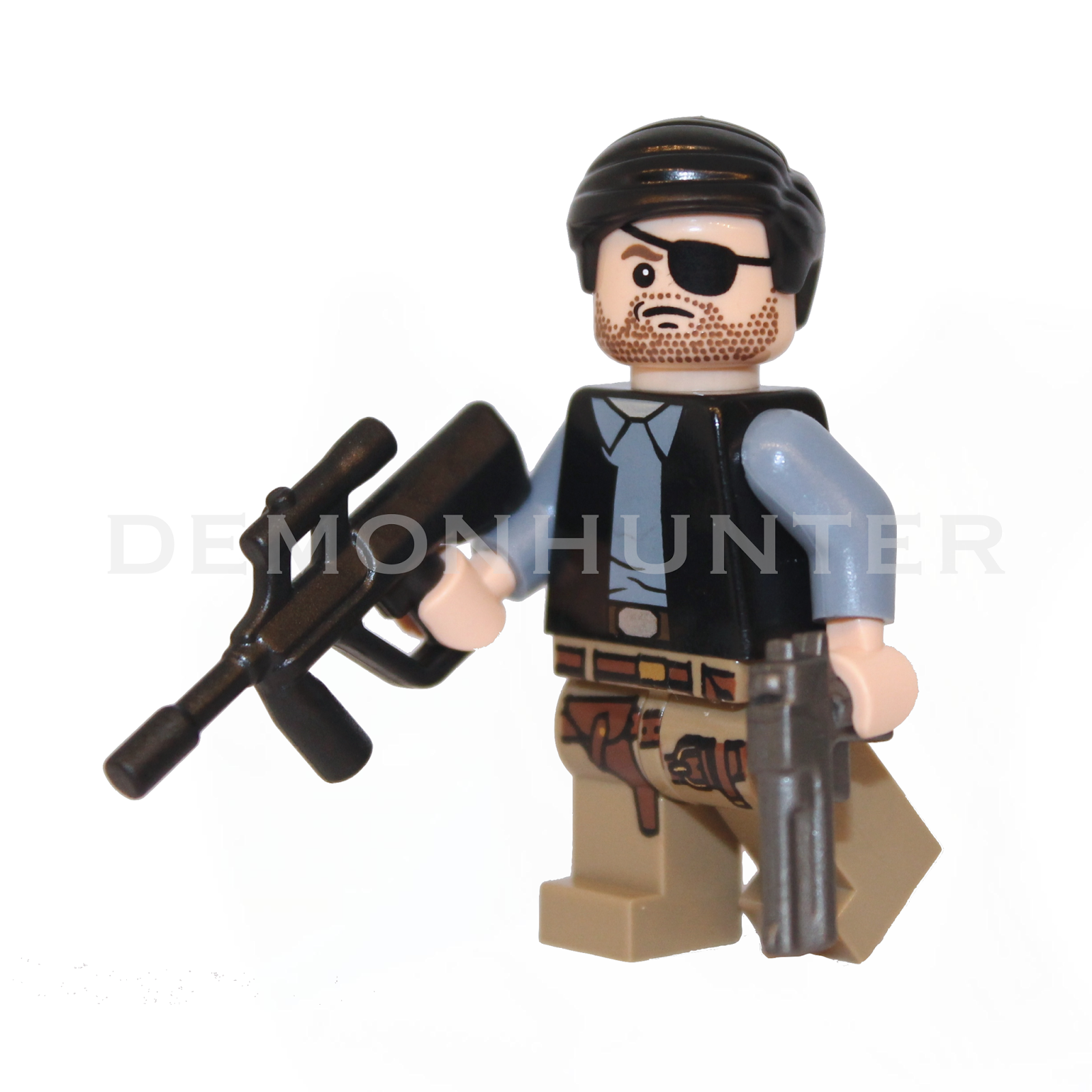 Lego Walking Dead, Lego The Governor, The Governor Lego, Custom Lego, Walking Dead Lego, Philip Blake, The Governor, The Walking Dead, , Lego Blog