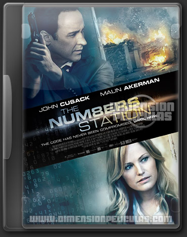 The Numbers Station (BRRip HD Ingles Subtitulada) (2012)