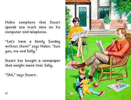 Ladybird How It Works Husband Book