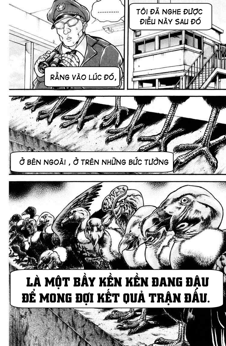 Baki - Son of Ogre chap 75 - Trang 16