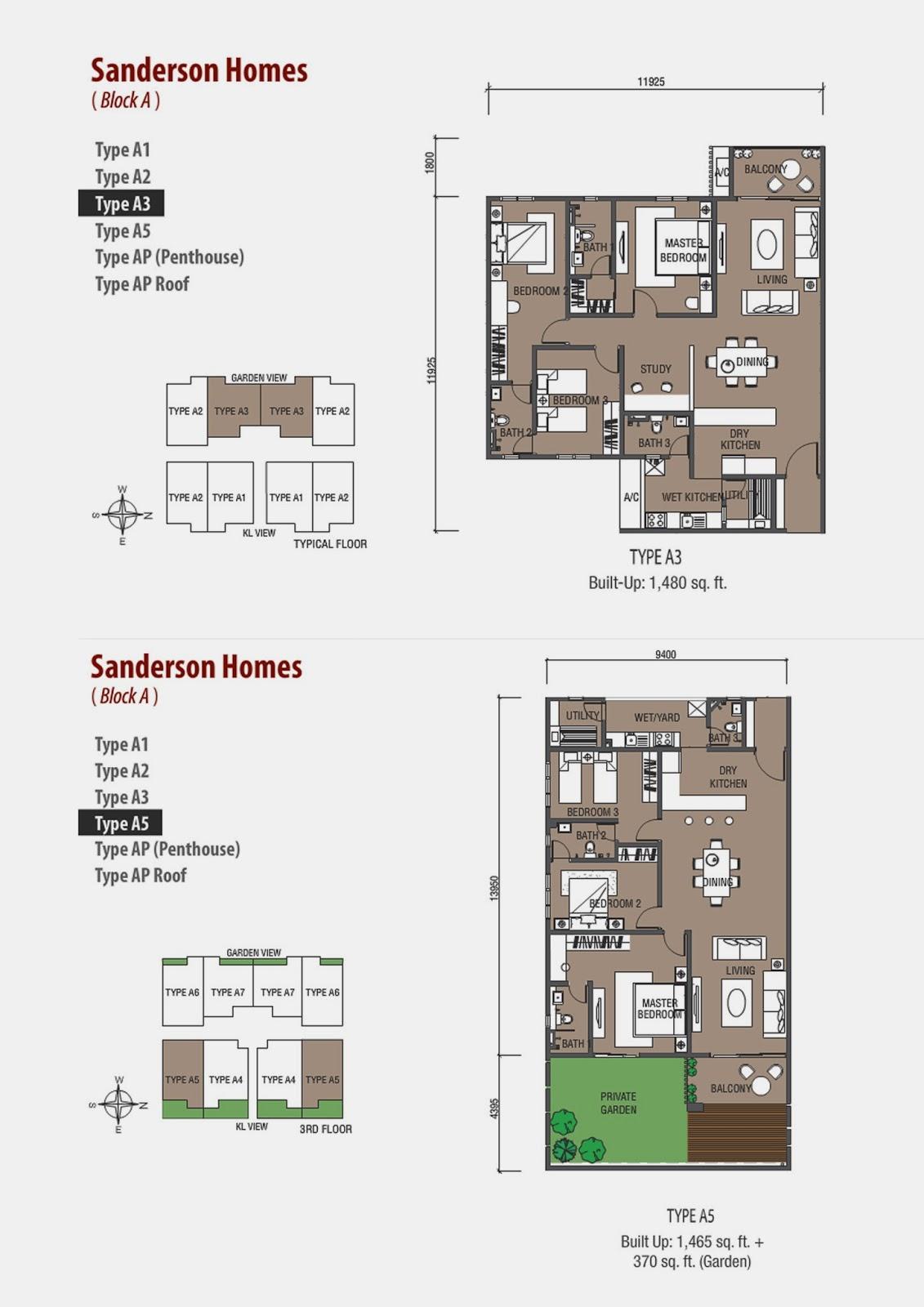 The sanderson sri kembangan ryan lean properties for Sanderson builders
