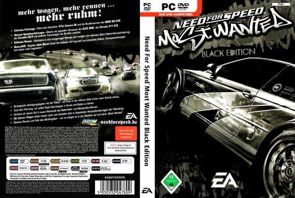 Cara Download Game Most Wanted Black Edition Pc