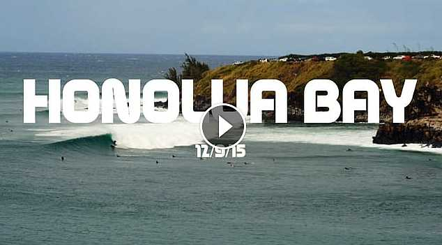 Honolua Bay 12 9 15