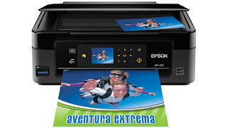 Epson Expression XP-401 Drivers controller