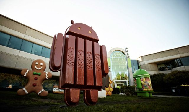 Google to name next Android ™  Kit Kat ® ™ Settles Bizarre license with Nestle ®