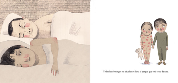 Ilustracion: Luciano Lozano