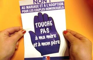 Mariage pour tous: La nouvelle campagne de l'UMP