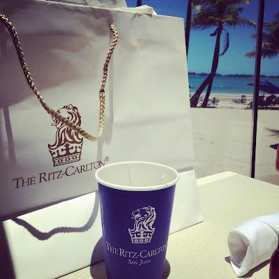 Ritz Carlton Spa Puerto Rico