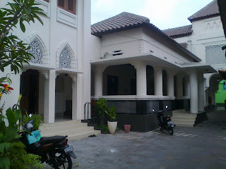 Foto Masjid Perak Kotagede Terbaru