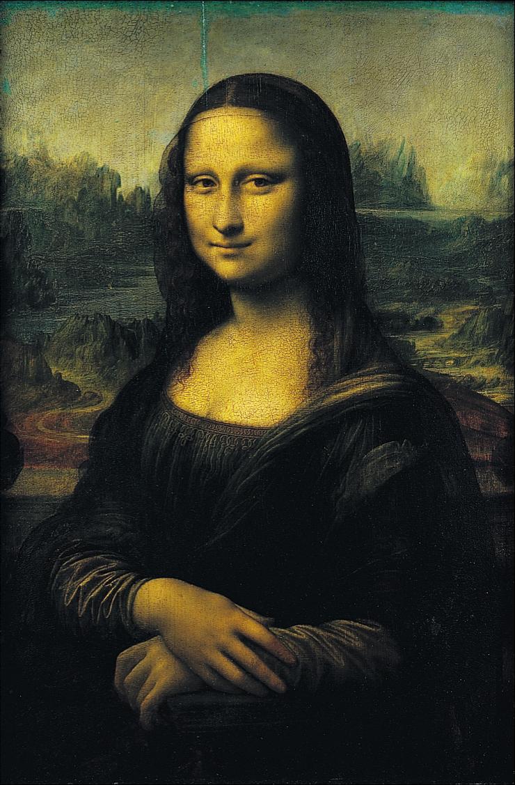Palak's Art World: Leonardo da Vinci's Mona Lisa Da Vinci Paintings