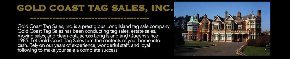 GOLD COAST TAG SALES, INC.