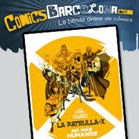 Concurso Comicsbarcelona.com y De Fan a Fan