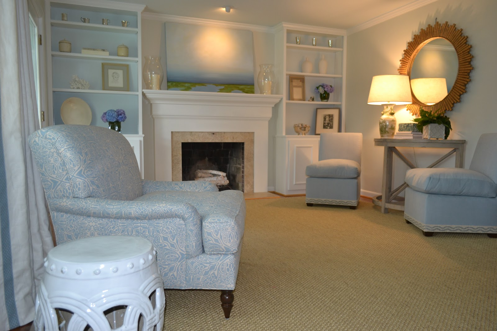 Lucy williams interior design blog before and after my for Lucy williams interiors
