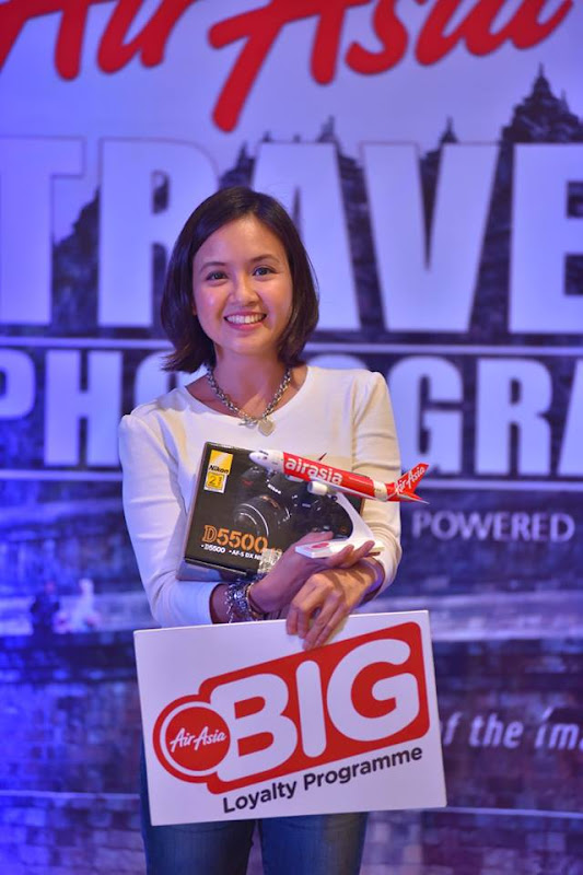 AirAsia and Nikon award the Best Travel Photographer 2015