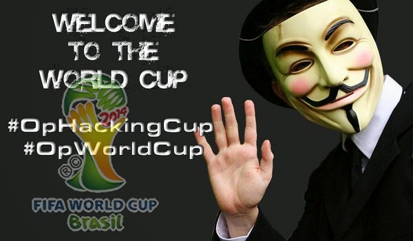 #OpWorldCup: Anonymous wages cyber attacks against Brazil govt, list of the site hacked under the #opworldcup, #opworldcup by anonymous, anonymous hacker attacked worldcup sponsors
