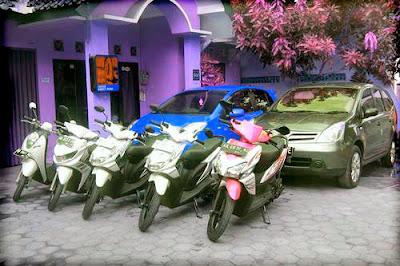 Transport wisata di Jogja
