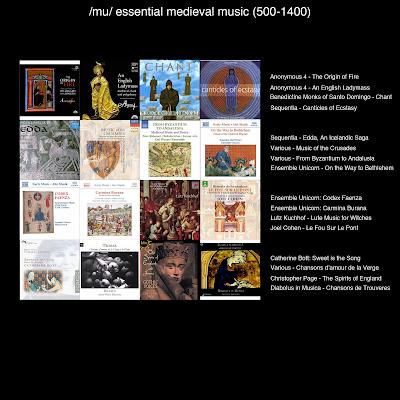 Essential Medieval (500-1400)