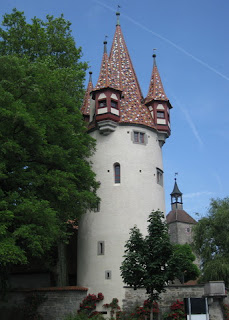 Diebsturm (tower), Lindau, Germany