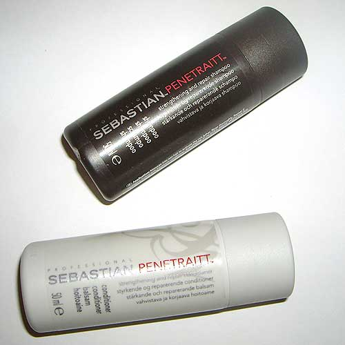 Champú y acondicionador Penetraitt, Sebastian Professional