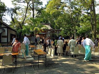 秋季祖霊祭(平成26年9月23日)