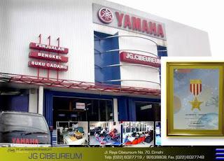 Lowongan Kerja Dealer Resmi YAMAHA Terbaru 2015 | JG Motor