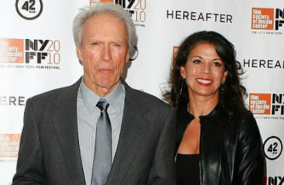 Clint Eastwood wife NBA