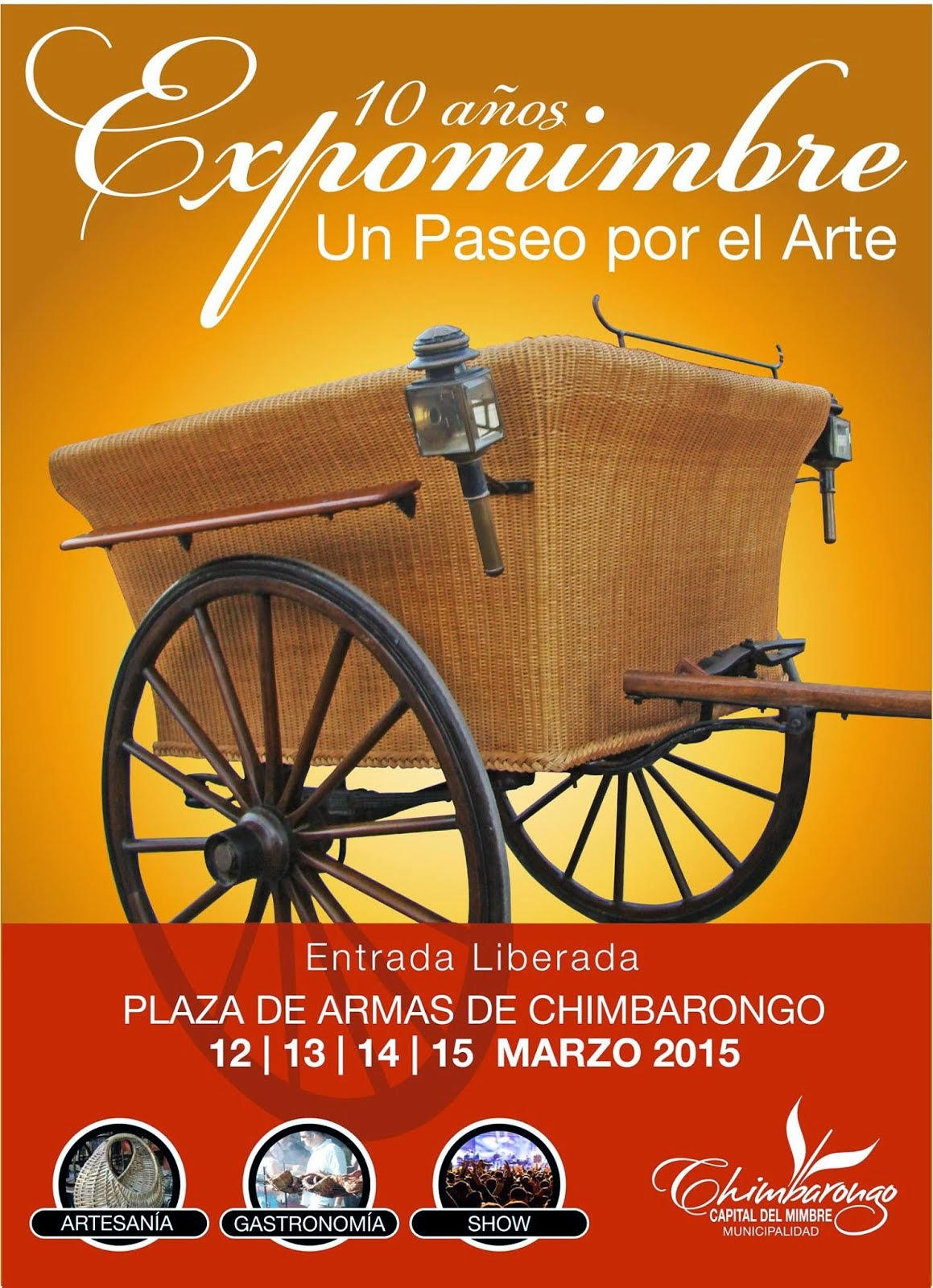 Expomimbre 2015
