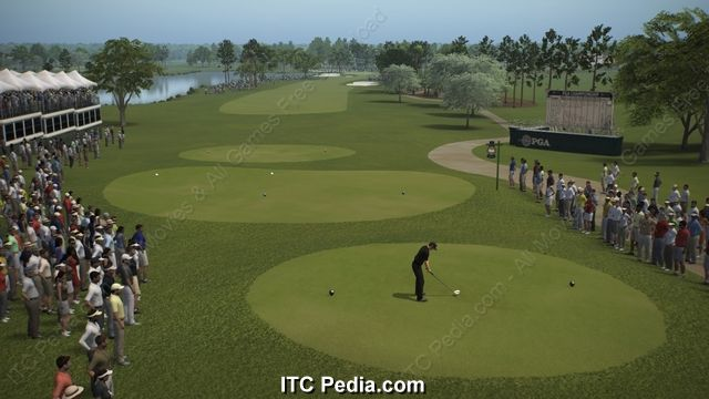 Tiger Woods PGA Tour 14 PS3 - ProCiSiON