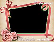 Marco para el 10 de mayo (marco png de mayo rosas dia de la mamã¡)