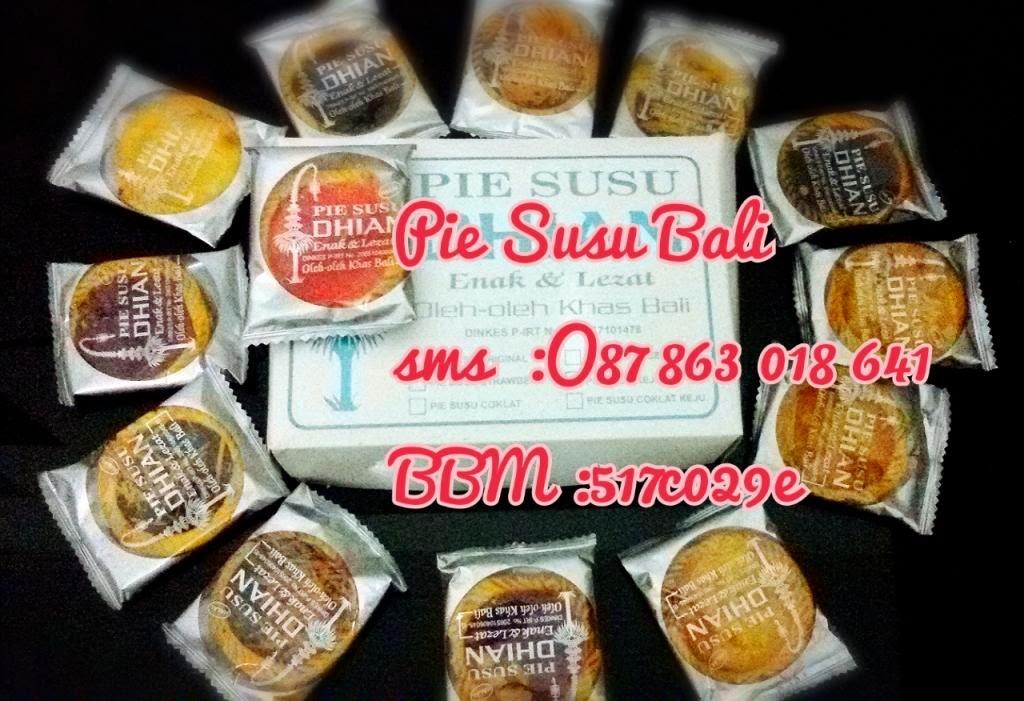 Toko Kue Pie Susu Dhian Di Bali