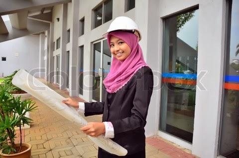 Model Busana Jilbab Cantik