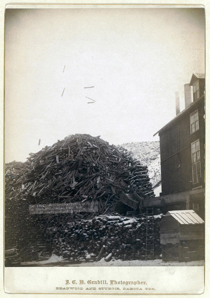 Fotos del Salvaje Oeste de finales del siglo 19
