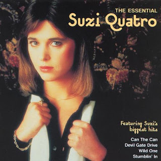 Suzi Quatro - Stumblin' In - on The Essential Suzi Quatro Album (1979)