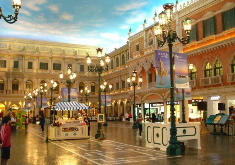 китайская венеция фото