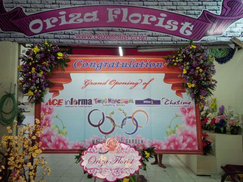 Papan Bunga Selamat Mal Olympic Garden