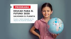 EDUCAR PARA EL FUTURO. CONFERENCIAS ODS 2020. ( Otros temas en 2016-2017-2018-2019)
