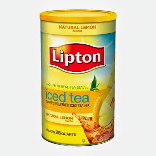 Canadian iced tea